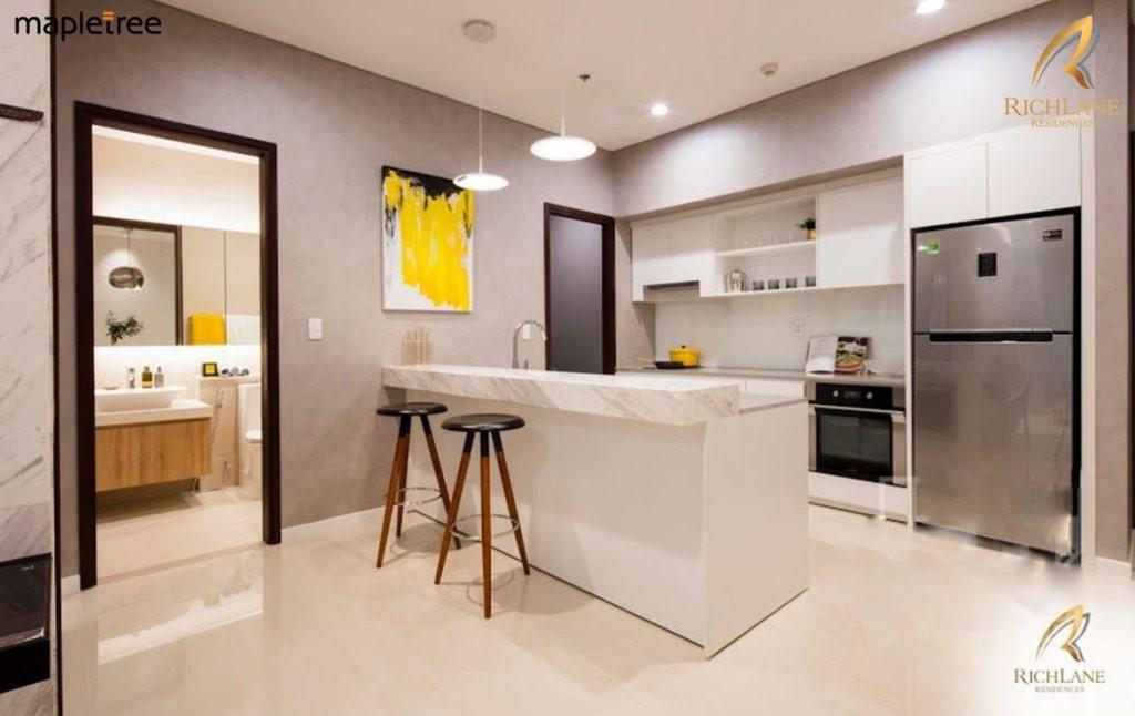Thiết kế nội thất RichLane Residences