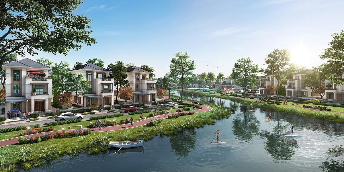 Chủ đầu tư Aqua City - Tiện ích