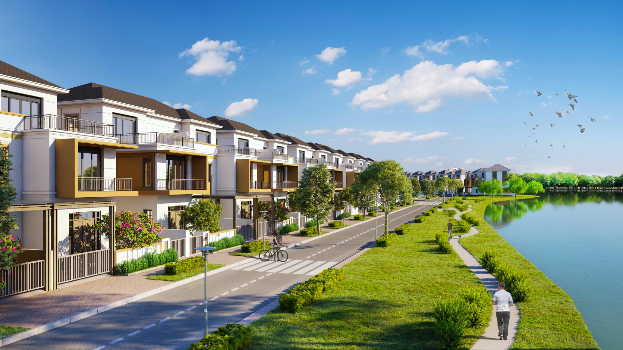 Dự án căn hộ hạng sang Aqua City