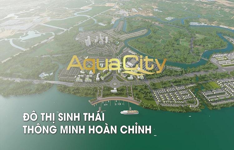Khu đô thị siêu phẩm Aqua City