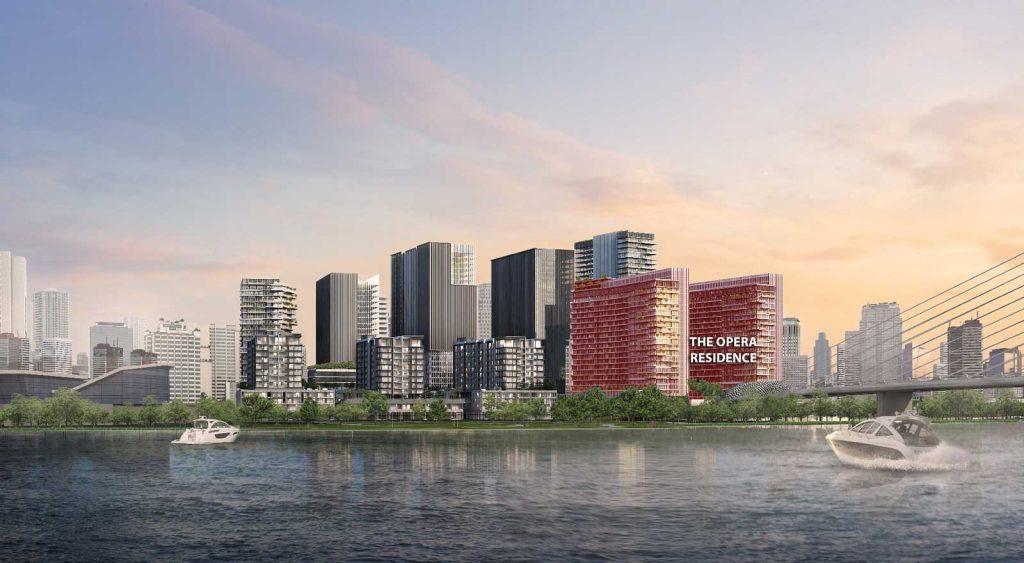 Thông tin tổng quan dự án Metropole Thủ Thiêm tòa Opera