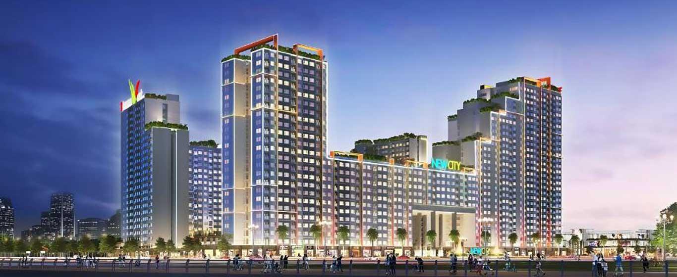 Điểm nổi bật dự án New City