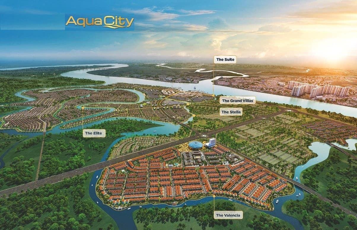 Săn đón Aqua City