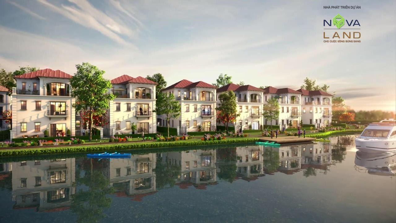 Tiện ích căn hộ Aqua City