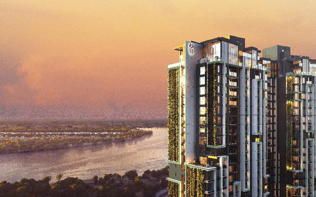 The 9 Stellars kiến trúc hiện đại của khu phức hợp dân cư cao cấp