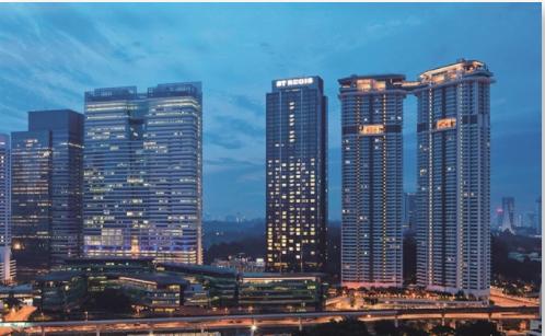 Grand Marina Saigon tiện ích vượt trội theo tiêu chuẩn quốc tế