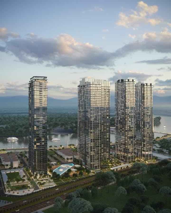 Grand Marina Saigon chiến lược năm sao từ Masterise Homes