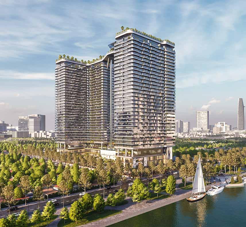 Siêu căn hộ Grand Marina SaiGon Bason bậc nhất Sài Thành