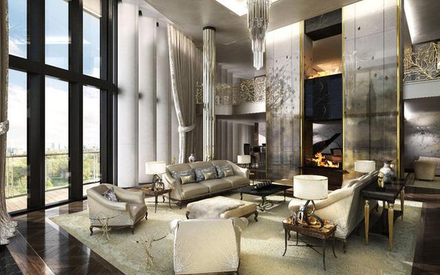 """Giới nhà giàu chi triệu đô mua """"bất động sản hàng hiệu"""" để tích sản"""