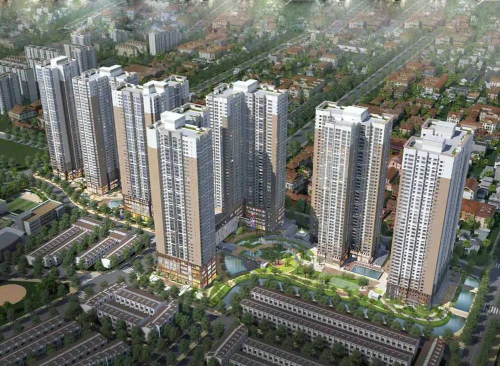 Căn hộ The 9 Stellars trung tâm của thành phố Khu Đông Sài Gòn